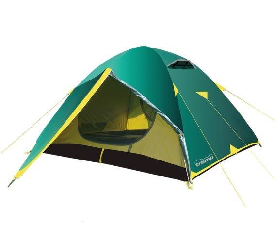 ПалаткаTramp Nishe 3 v2 TRT-054