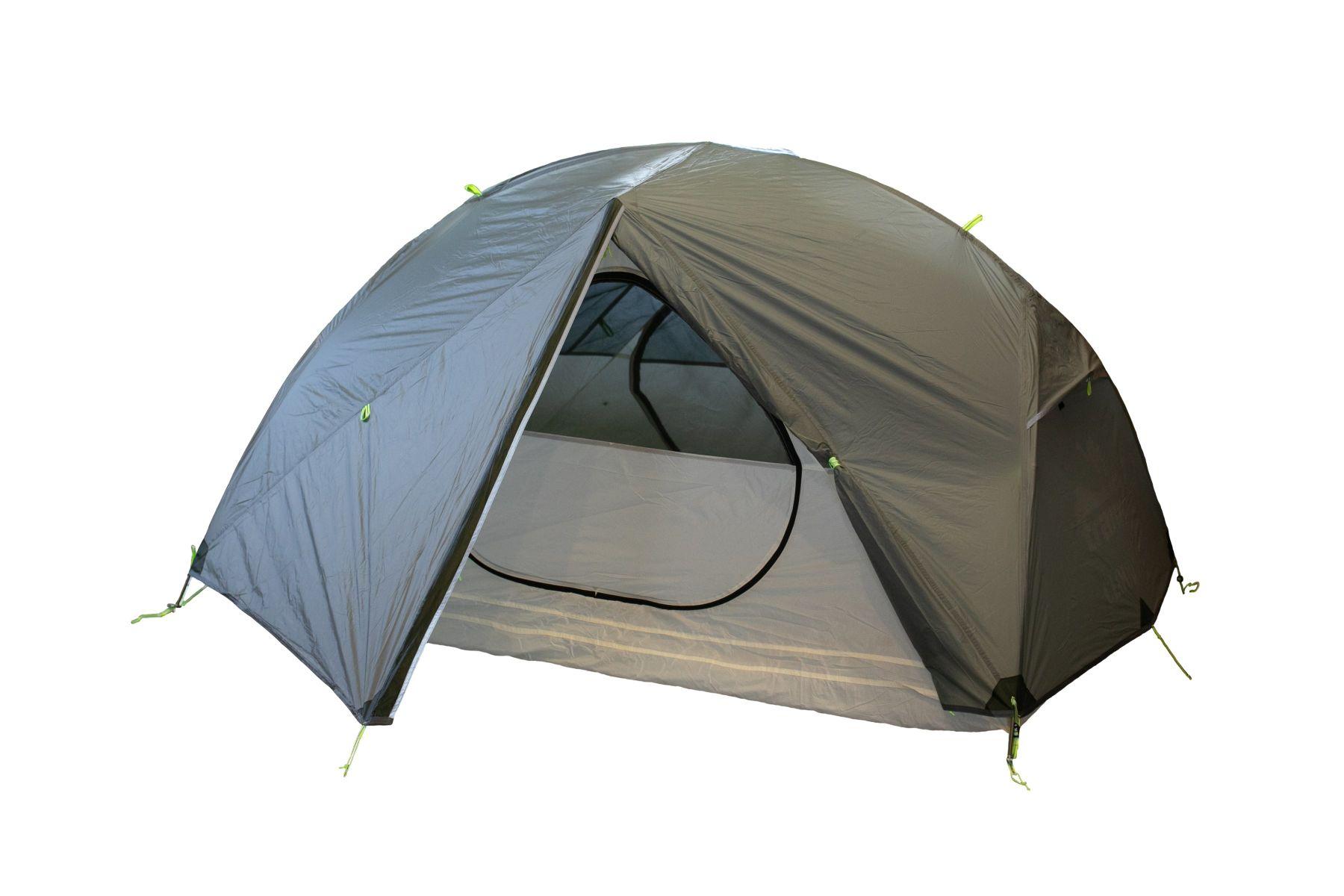 Палатка Tramp  Cloud 2 Si  TRT-092-GREY  светло-серая