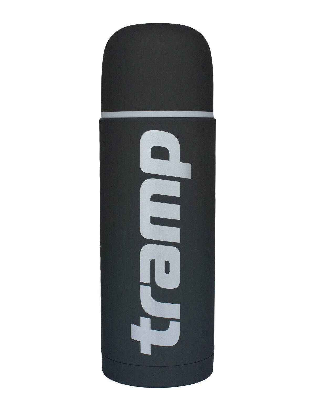Термос Tramp Soft Touch TRC-108-grey 0,75 л  серый