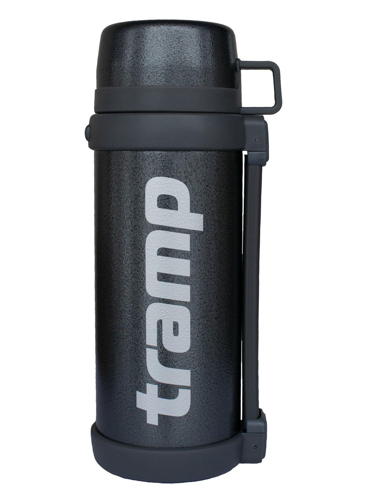 Термос Tramp TRC-096 Greenline 1.5 л  Гарантия 5 лет! Цвет серый!